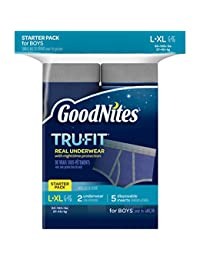 GoodNites Tru-Fit Starter Kit Boy BOBEBE Online Baby Store From New York to Miami and Los Angeles