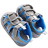 WAYLONGPLUS Unisex Baby Prewalker Summer Canvas Anti-skid Soft Shoes Review
