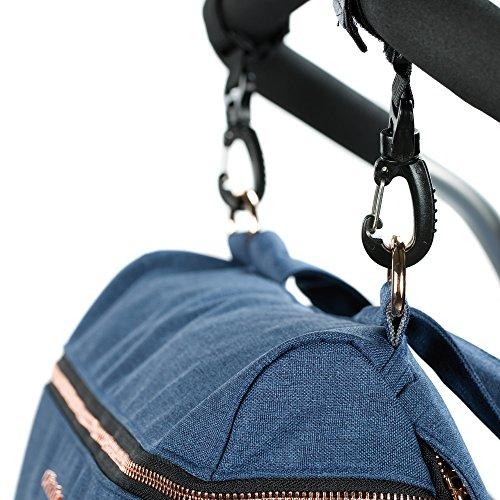Lässig–Glam–Rosie–Bolsa Azul