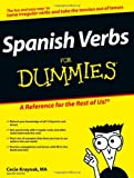 img - for Spanish Verbs For Dummies book / textbook / text book