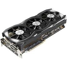 ZOTAC GeForce GTX 980 Ti AMP! Extreme 6GB GDDR5 PCI Express 3.0 HDMI DVI DisplayPort Graphics Card (ZT-90505-10P)