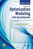 img - for Optimization Modeling with Spreadsheets book / textbook / text book