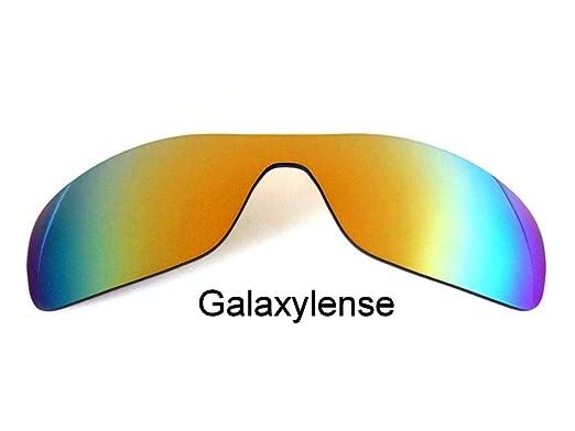 2bd671da21 Galaxy Replacement Lenses for Oakley Antix Gold Color Polarized ...