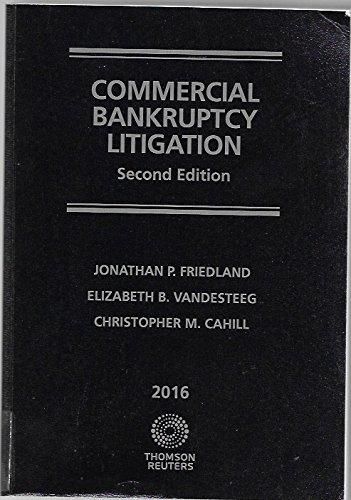commercial bankruptcy litigation - 9