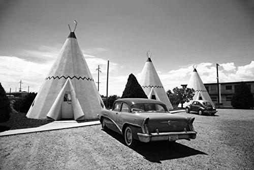 Imagekind Wall Art Print Route 66 Wigwam Motel by Frank Romeo