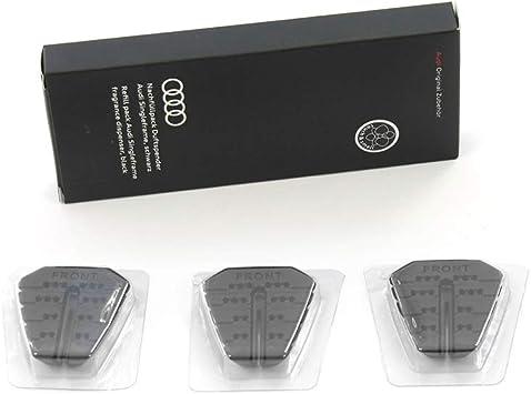 Audi 81a087009 Nachfüllpack Duftspender Singleframe Schwarz Orientalisch Auto