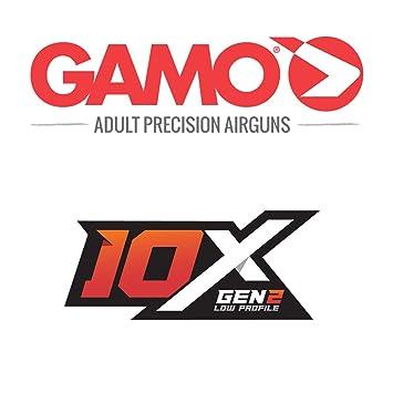 Gamo 611006335554 Swarm Fusion 10X GEN2 Air Rifle, .22 Caliber
