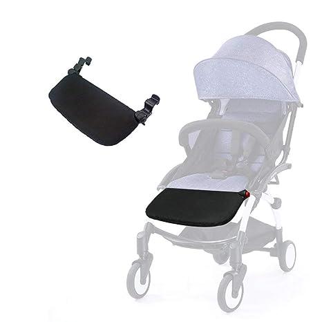 Silla de paseo reposapiés 8.5 pulgadas Accesorios para Babyzen Yoyo Yoya Extensión de pies Infant Pram