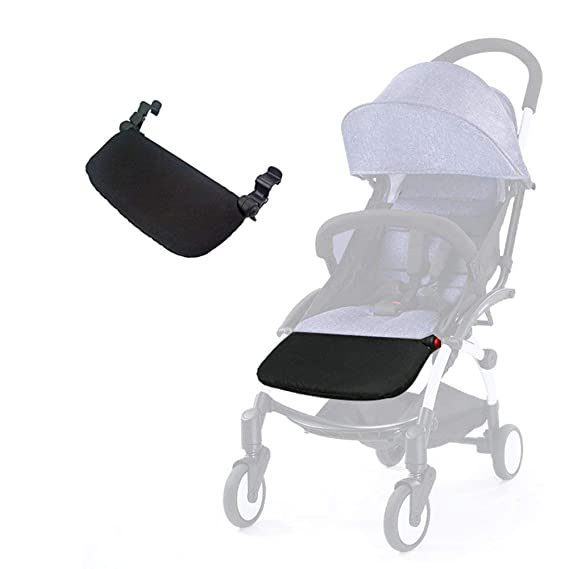 Yoya/yoyo Stroller Accessories Baby Stroller Footboard Baby Foot Extension Footmuff Stroller Footrest Bumper Bar With Feet Rest Easy To Repair Strollers Accessories