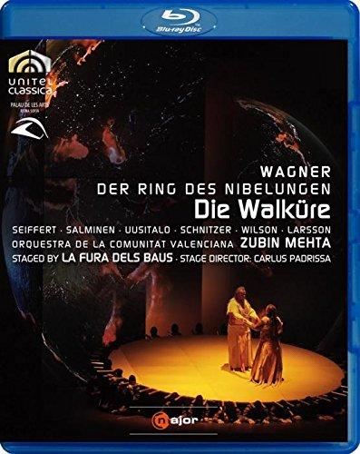 Wagner: Die Walkure [Blu-ray]