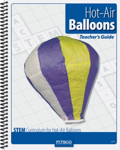 Pitsco Hot-Air Balloons Teacher's Guide