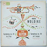 Joseph Haydn: Symphony No. 43 in E Flat ''Mercury'' / Symphony No. 50 in C Major - Mogens Woldike, Conductor; Chamber Orchestra of the Danish State Radio