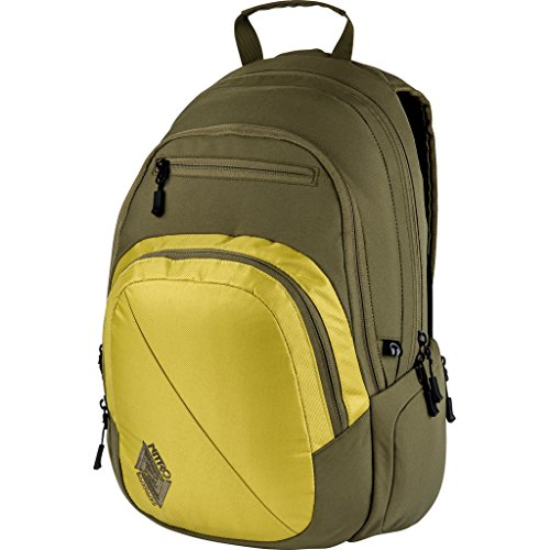 Nitro Unisex Yellow Mud Golden Snowboards Nitro Snowboards Backpack Outdoor zFHPwdq