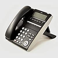 NEC ITL-6DE-1 (BK) - DT710 - 6 Button Display IP Phone Black (Stock# 690001 ) NEW by NEC