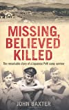 Missing Believed Killed