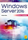capa de Windows Server 2016. Curso Completo