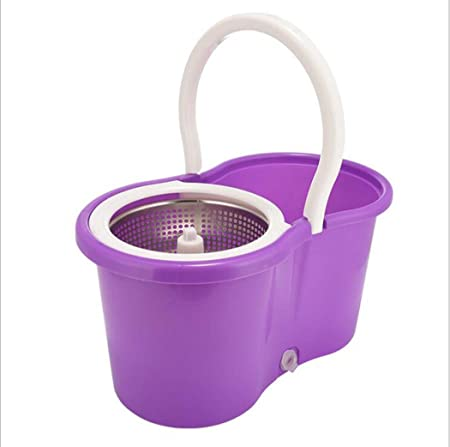 Juerga lavadora manos libres, conjunto mágico de cubo de escoba de ...