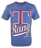 NIKE Men's Texas Rangers Baseball T-Shirt