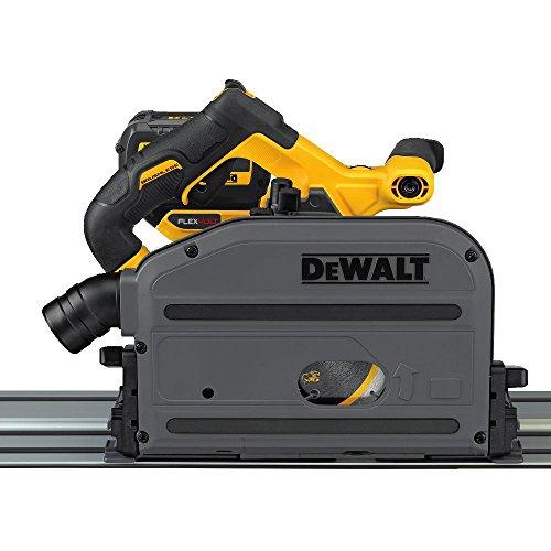 DEWALT DCS520T1 Flexvolt 60V MAX 6-1 2 165mm Cordless TrackSaw Kit