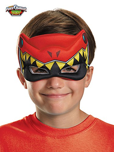 Red Ranger Dino Charge Puffy Mask -