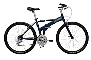 Dahon Espresso Folding Bike (Baltic, 20-Inch Frame)