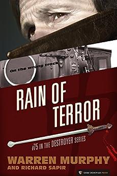 Rain of Terror (The Destroyer Book 75) by [Murphy, Warren, Sapir, Richard]