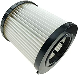Yours DCV5801H Hepa Replacement Filter Compatible for DeWalt DCV580 & DCV581H Wet Dry Vacuum