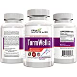 TurmWellia; Turmeric Curcumin Supplement with Boswellia & Black Pepper to Promote Joint Support- Made in the USA