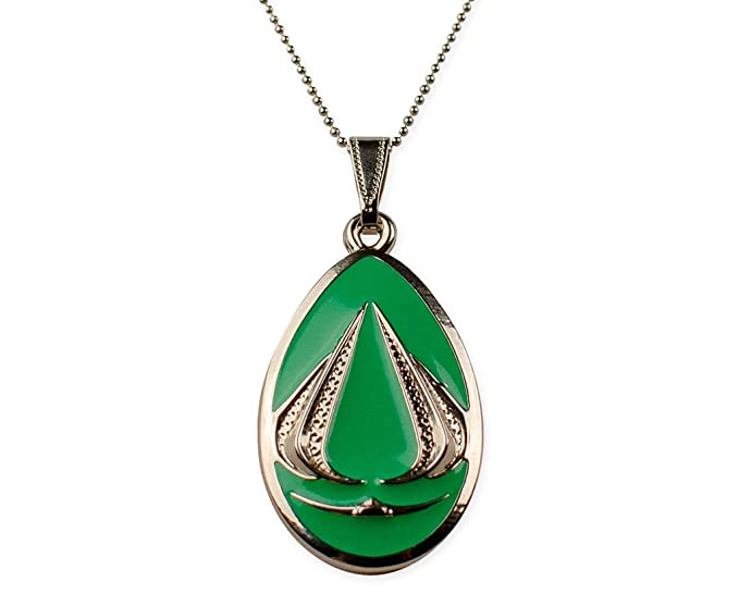 Assassin's Creed Shao Jun Necklace Official Ubisoft Collection