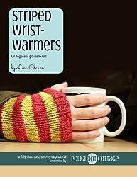Striped Wristwarmers: Fun Fingerless Gloves to Knit