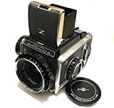 Zenza Bronica S2 with Nikkor 75mm F2.8 Lens