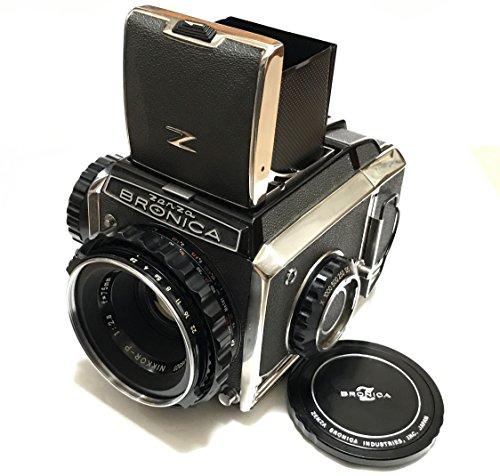 h Nikkor 75mm F2.8 Lens (Bronica Film)