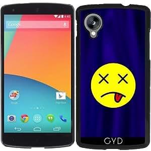 Funda para Google Nexus 5 - Smiley Ko by hera56