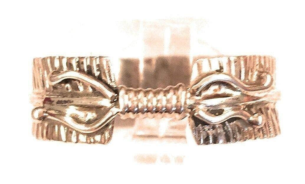 Vintage Navajo Sterling Silver Ring Size 9.5