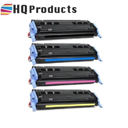 HQ Products © Re-Manufactured Replacement for 4x Toner for use in CANON Laser Shot LBP-5000 / 707 - SUPER XXL. Remanufactured in California, USA