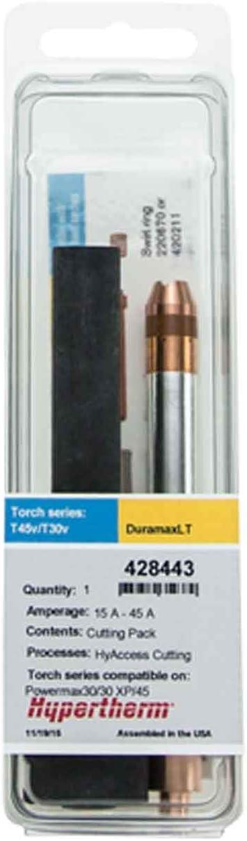 Hypertherm 428443 Starter Pack Hyaccess 15-45 A Cutting