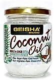 GEISHA Organic Extra-Virgin Coconut Oil (200ml)