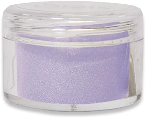 Sizzix 663735 Making Essential Opaque Lavender Dust 12g Embossing Powder Multicolour