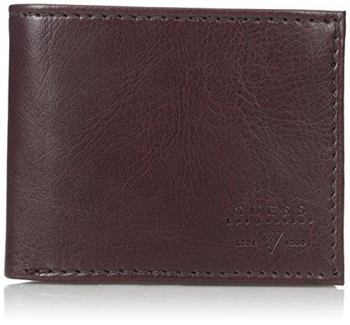 Sedona Double Billfold Wallet Zipper
