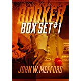 BOOKER Box Set #1 (Books 1-3: A Private Investigator Thriller Series of Crime and Suspense)