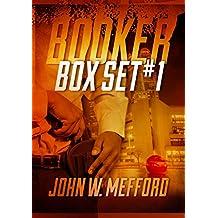 BOOKER Box Set #1 (Books 1-3: A Private Investigator Thriller Series of Crime and Suspense)