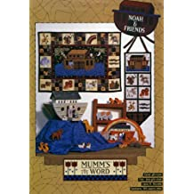 Noah & Friends (Quilted Wall Hanging Patterns) (Mumm's The Word)