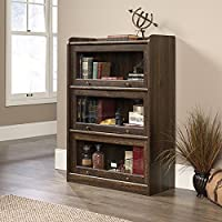 Barrister Lane bookcase, Iron Oak Finish