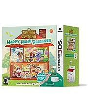 Nintendo Animal Crossing: Happy Home Designer Bundle w/ amiibo Card + NFC Reader/Writer