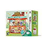 Best NINTENDO New Card Games - Animal Crossing: Happy Home Designer Bundle - Nintendo Review