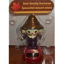 Amazon Com Solar Powered Scarecrow