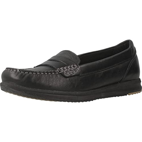 Mocassino GEOX D AVERY C Color Nero