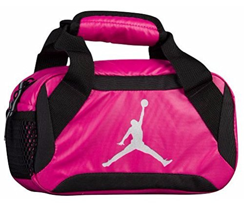 Nike Jumpman Premium Vivid Pink/Black/Metallic Silver Lunch