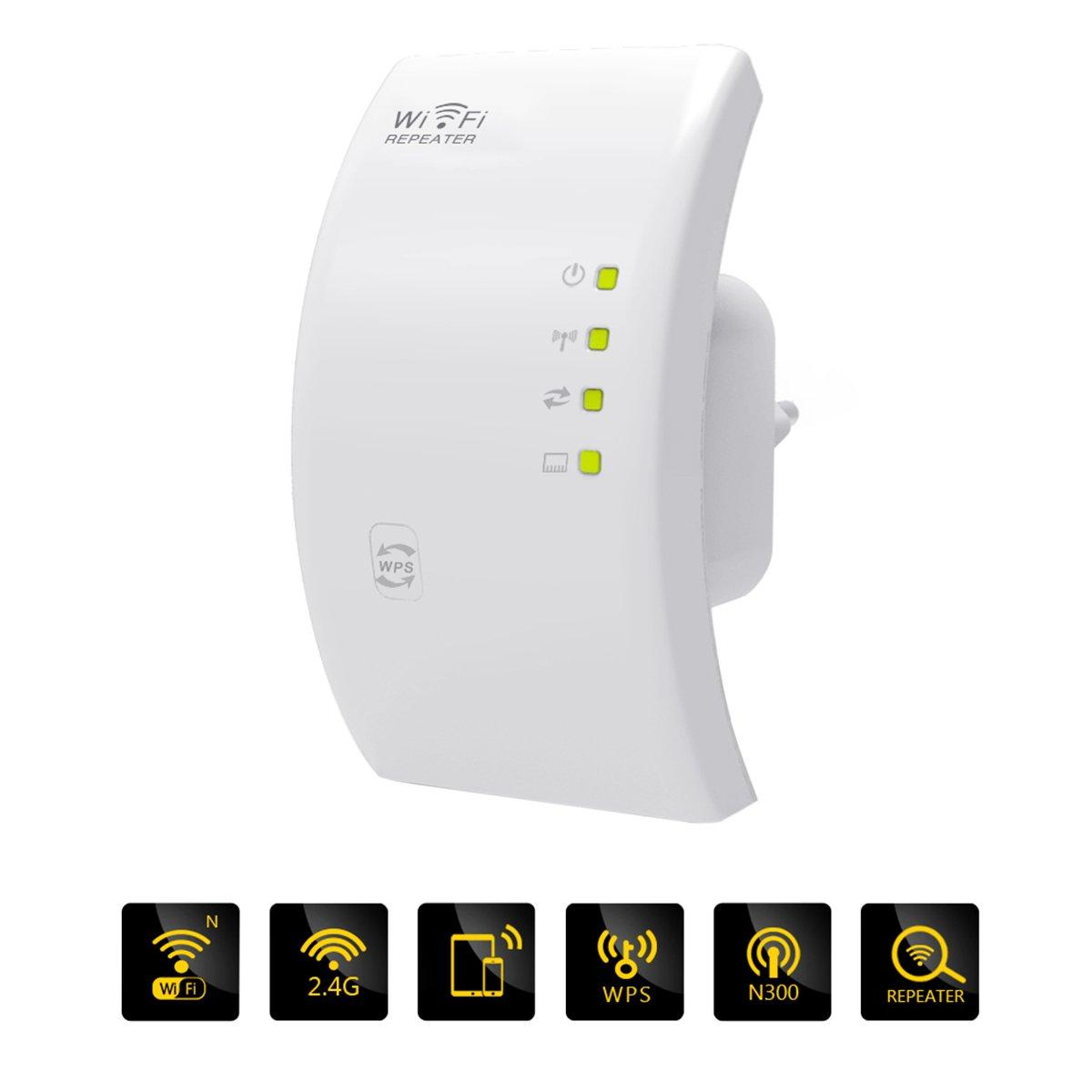 Wifi Wlan Signal Verstärker MECO: Amazon.de: Computer & Zubehör