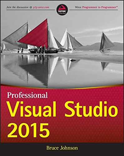 Professional Visual Studio 2015 by imusti